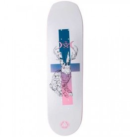 "Welcome Skateboards Jack Magick on Helm of Awe 2.0 8.38"" White"