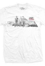 Baker Skateboards Trailer Park Boys Tee White