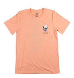 Welcome Skateboards Magician Tee Peach