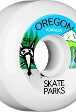 Bones Bones Skate Park Wheels