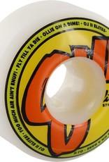 OJ Wheels Elites EZ Edge 57mm 101a