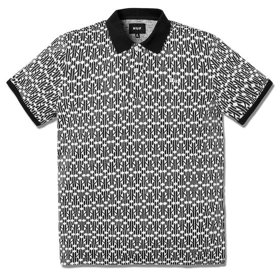 HUF Escher Polo