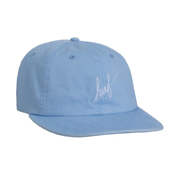 HUF Script Slight Curve 6 Panel