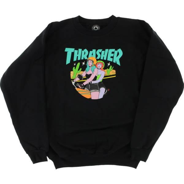 Thrasher Mag. Alien Boyfriend Crewneck
