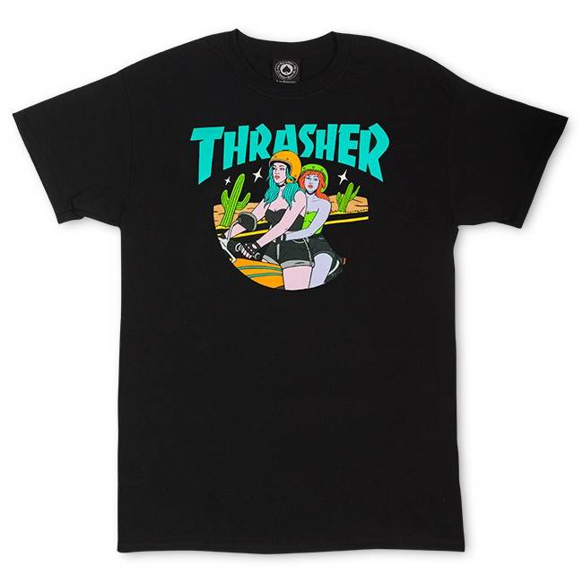 Thrasher Mag. Thrasher Babes