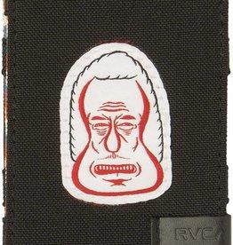RVCA Magic Wallet Barry Black