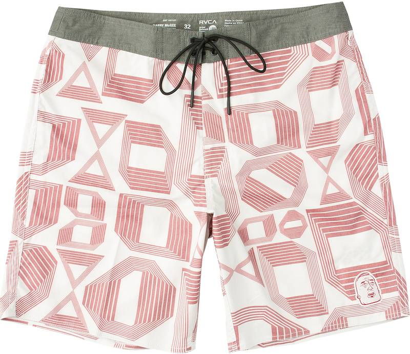 RVCA Barry 3 Trunk