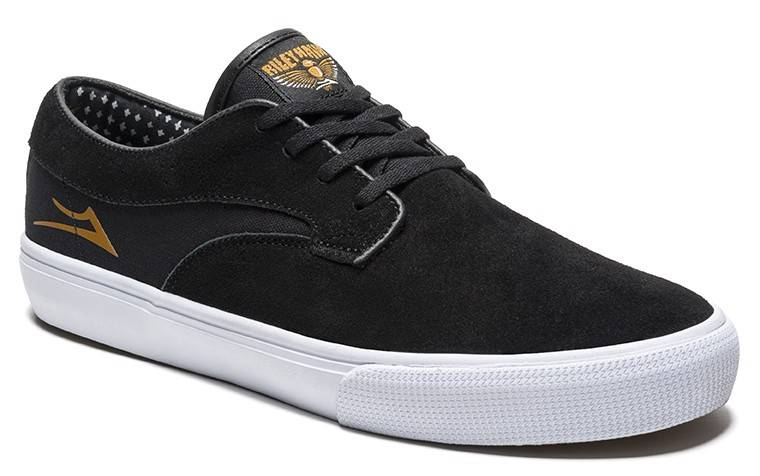 Lakai Riley Hawk Blk Suede