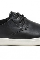 Lakai MJ Black Leather