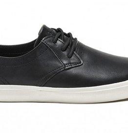 Lakai MJ Black Leather