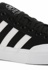 Adidas Matchcourt Black/White Canvas