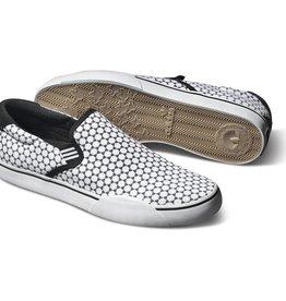 Adidas Gonz Slip White/Black 10