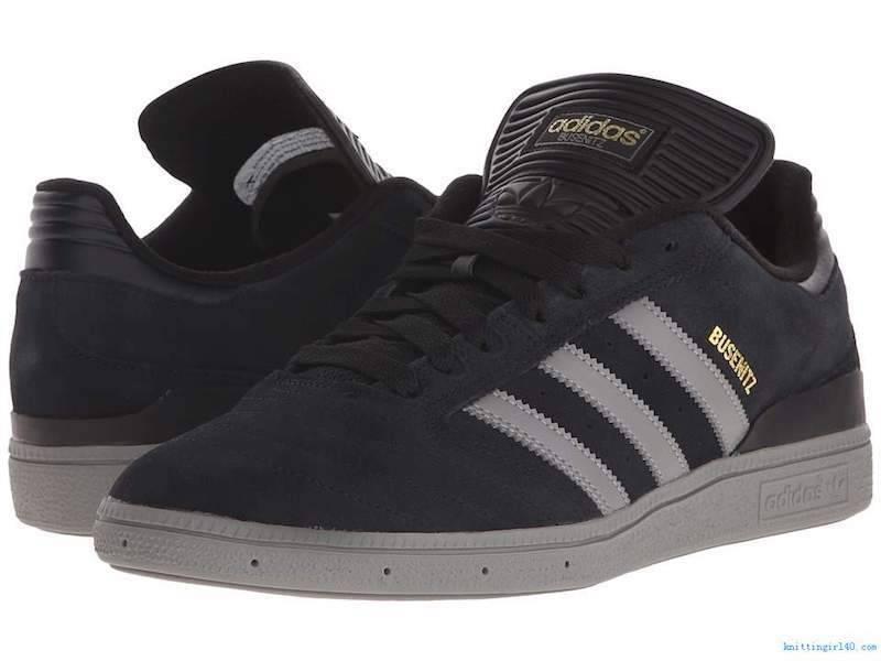 Adidas Busenitz Black/Grey