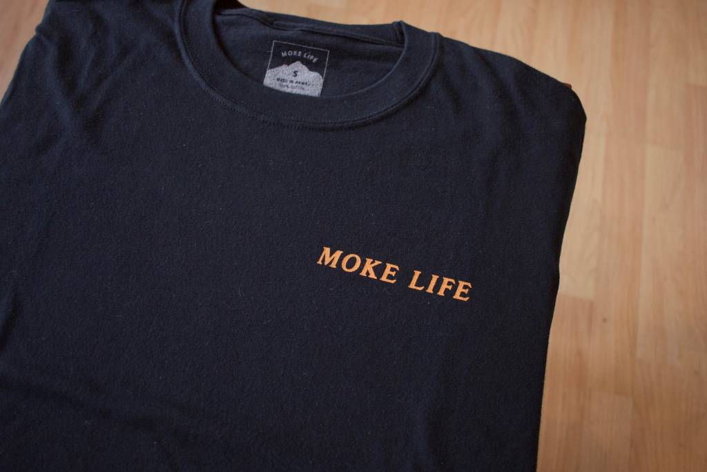 Moke Life Palms L/S Tee