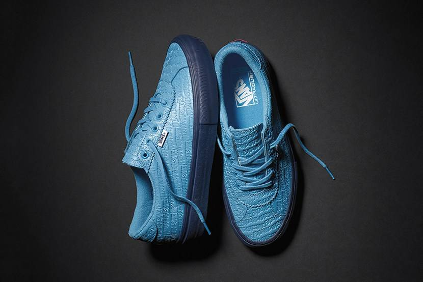 Vans Shoes Epoch 94 Pro Bright Blue