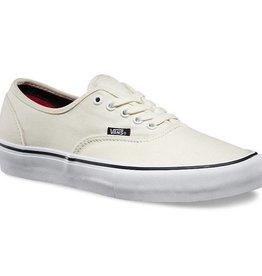 Vans Shoes Authentic Pro White/White