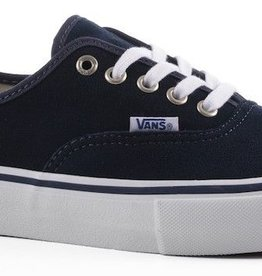 Vans Shoes Authentic Pro Dress Blue