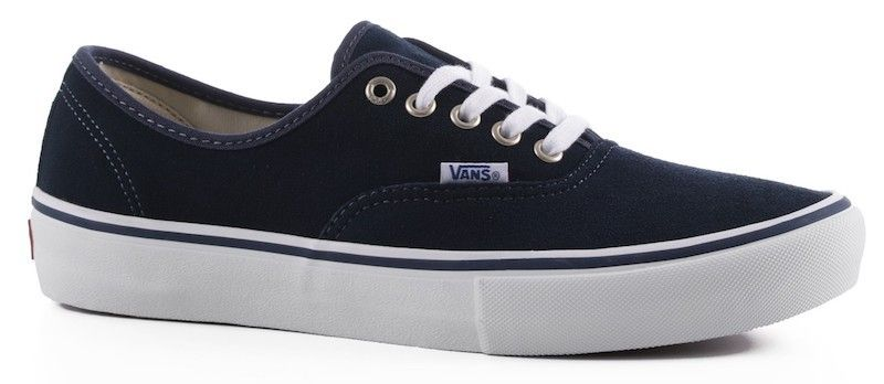 Vans Shoes Authentic Pro Dress Blue