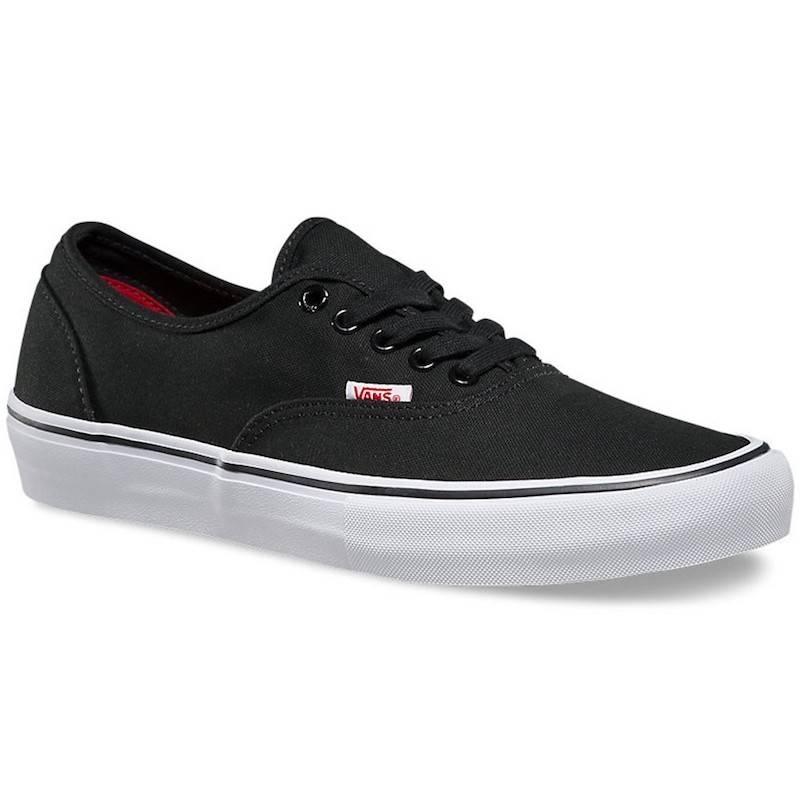 Vans Shoes Authentic Pro Black/White