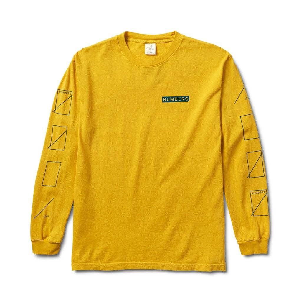 Numbers Edition Assembly L/S