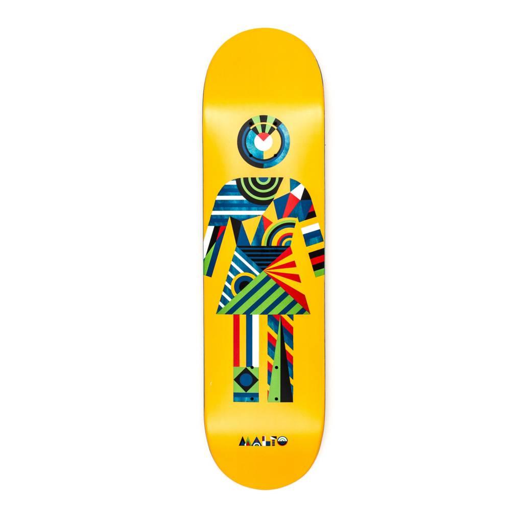 Girl Skateboard Company Constructivist OG