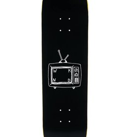 WKND TV Logo Black 8.6""