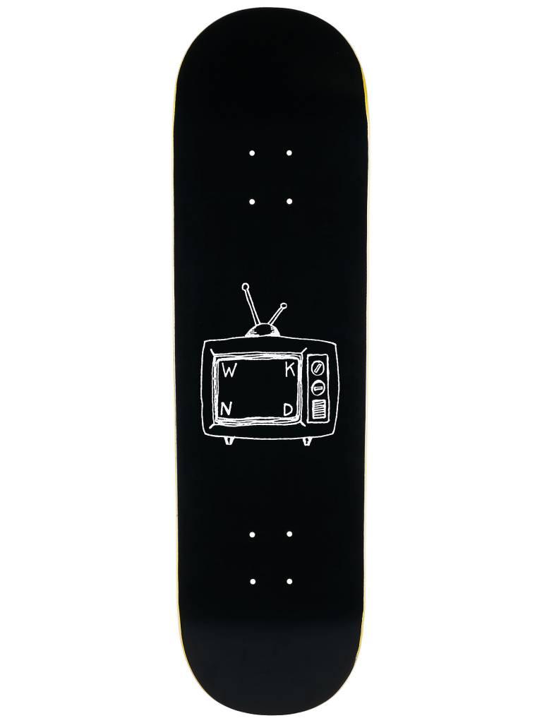"WKND TV Logo Black 8.6"""