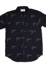 Fucking Awesome Gun Button Down