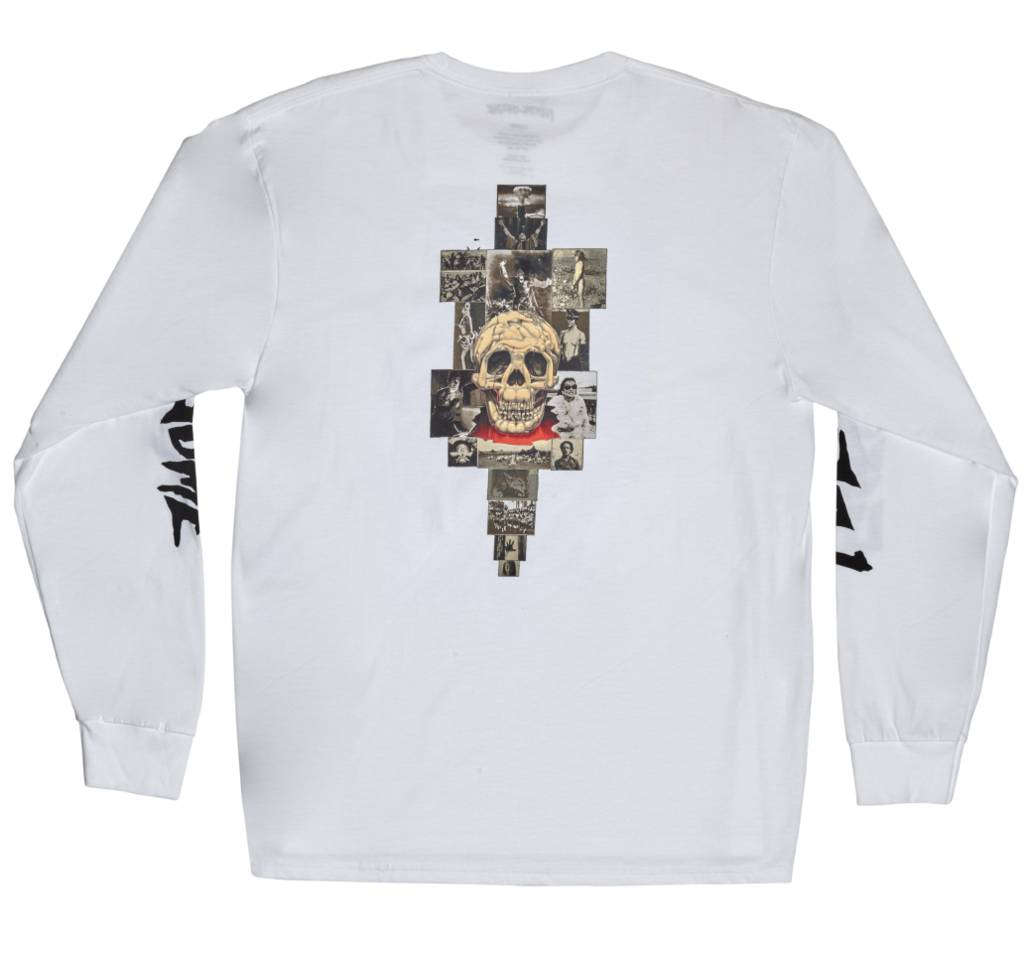 Fucking Awesome KB Collage L/S