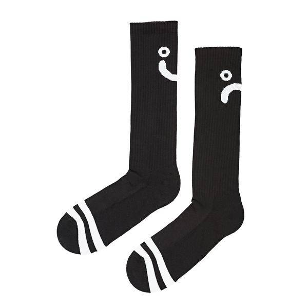 Polar Skate Co. Upside Down Happy Sad Sock
