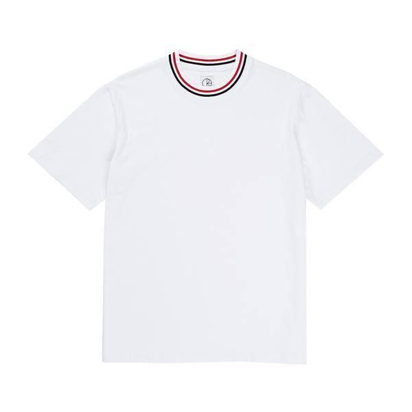 Polar Skate Co. Striped Rib Tee