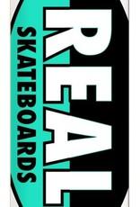 Real Skateboards 50-50 Ovals Green/Blue 8.12
