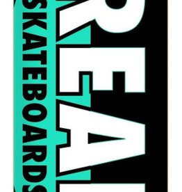 Real Skateboards 50-50 Ovals Green/Blue 8.12