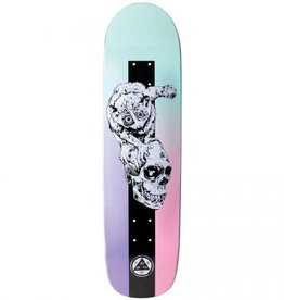 Welcome Skateboards Loris Loughlin on Son of Planchette Teal/Black 8.38""