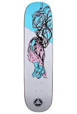 "Welcome Skateboards Transcend on Amulet White 8.125"""