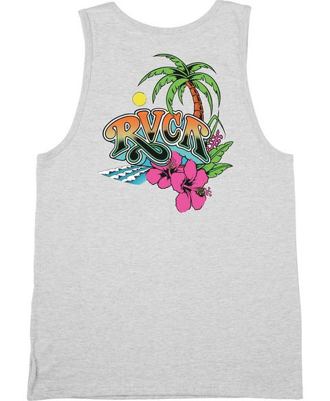 RVCA Royal Palm Tank