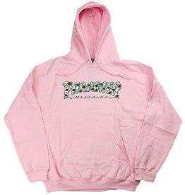 Thrasher Mag. Thrasher Roses Hood Pink