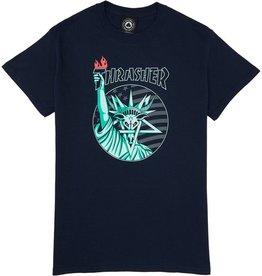 Thrasher Mag. Thrasher Liberty Goat Navy