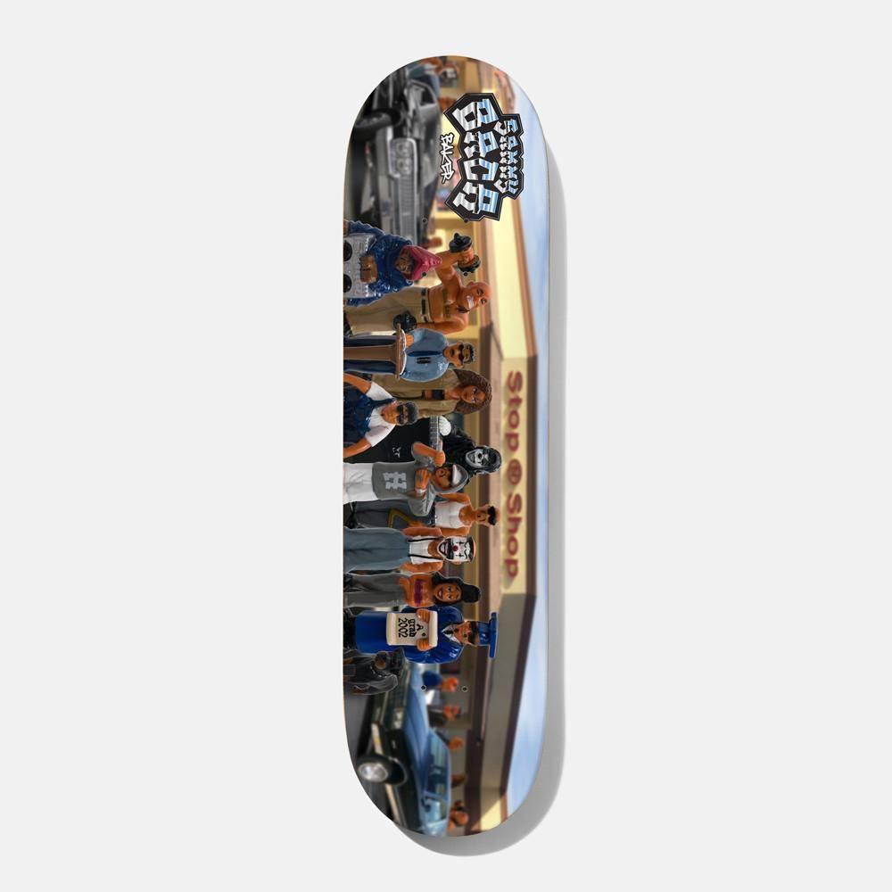 "Baker Skateboards Da Blocc SB 8.0"""