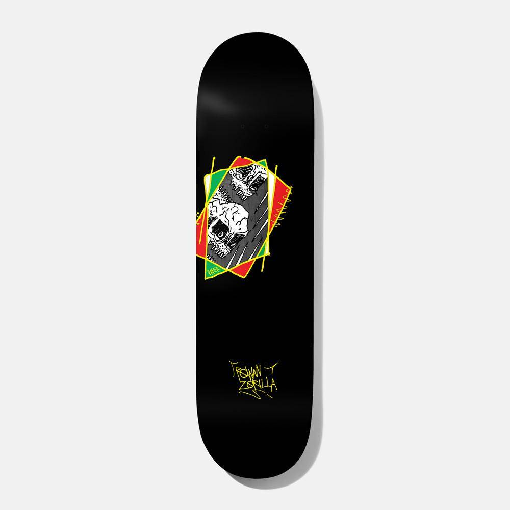 Baker Skateboards Corner Pocket RZ 8.125""