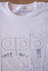 APB Skateshop APB Sketchiness Tee