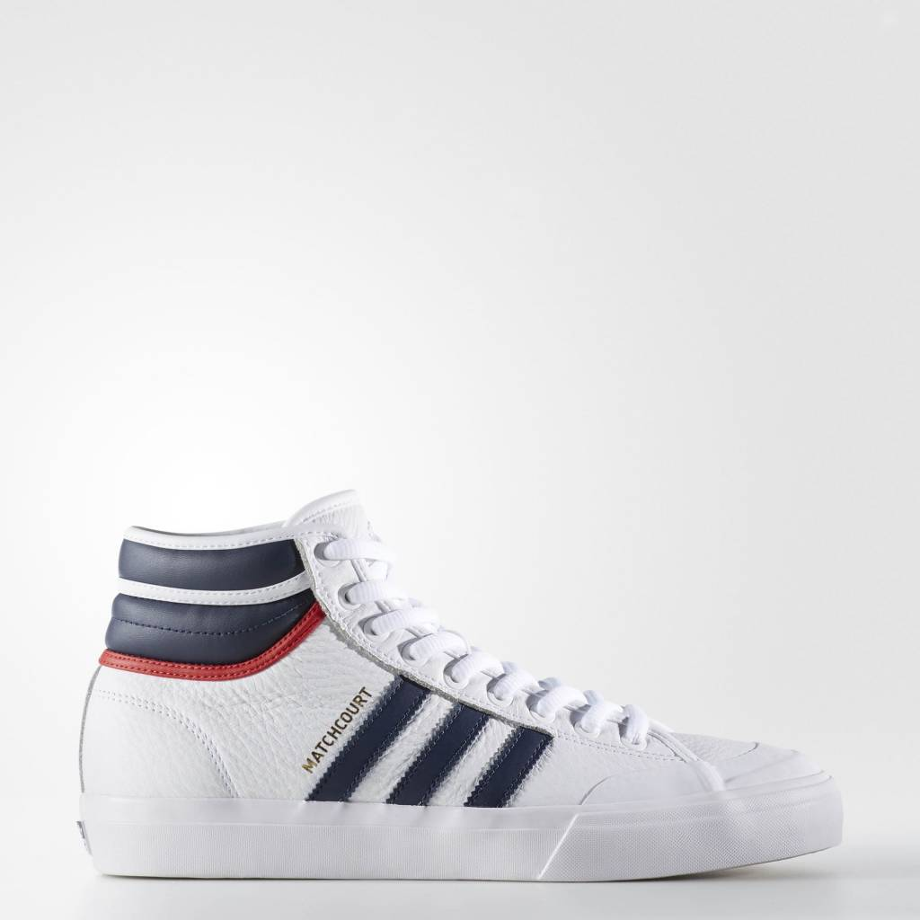 Adidas Matchcourt High RX2 White/Navy
