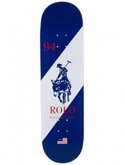 Chocolate Skateboards Rolo Brenes 8.25""