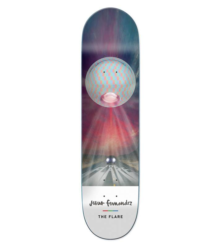 Girl Skateboard Company The Flare