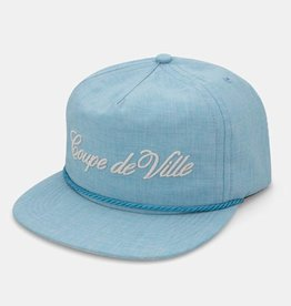 ABC Hats Coupe de Ville Snapback