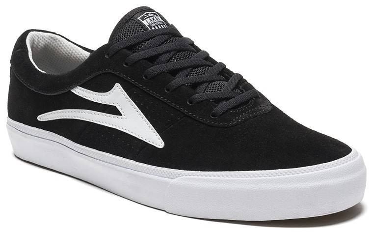 Lakai Sheffield Black Suede