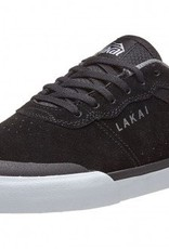 Lakai Staple BlackSuede/White/Gold