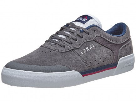 Lakai Staple Grey Suede