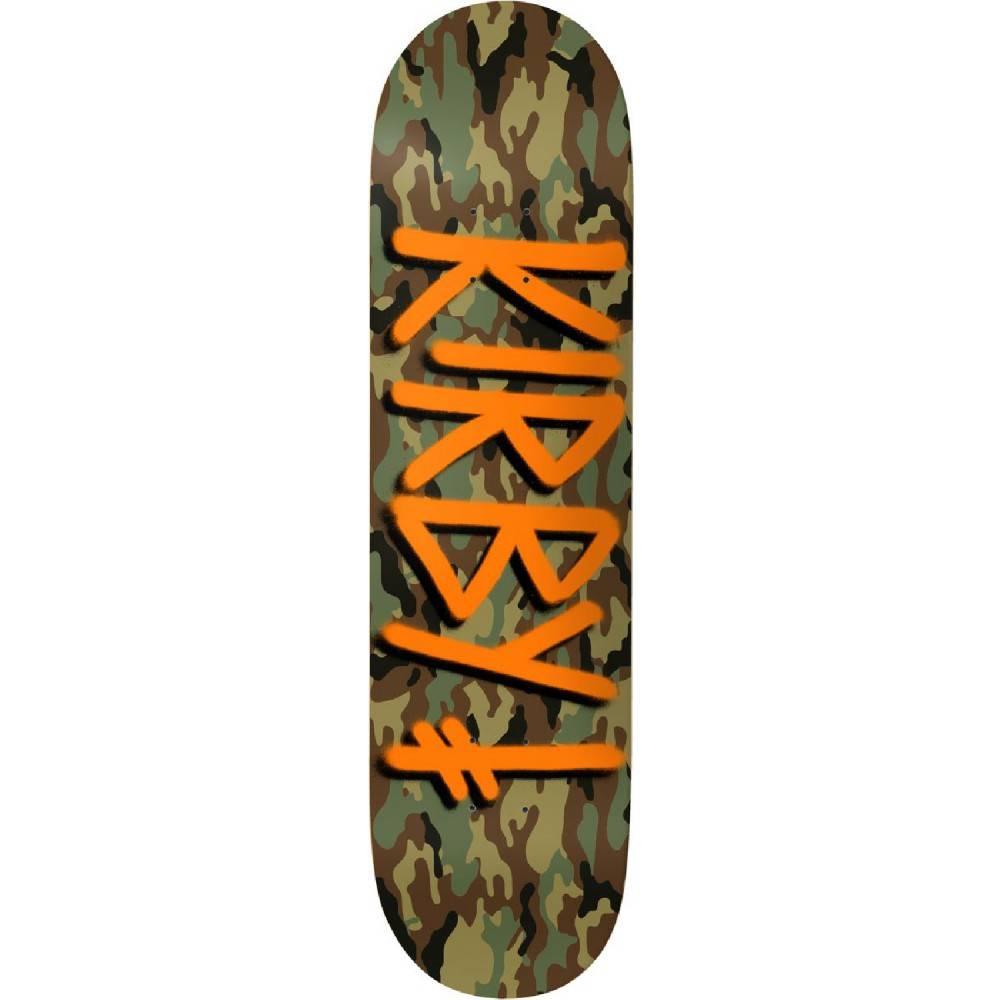 "Deathwish Skateboards Gang Name TK Camo 8.0"""