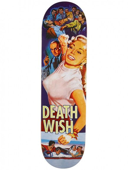 Deathwish Skateboards Lay It On Me 8.475""